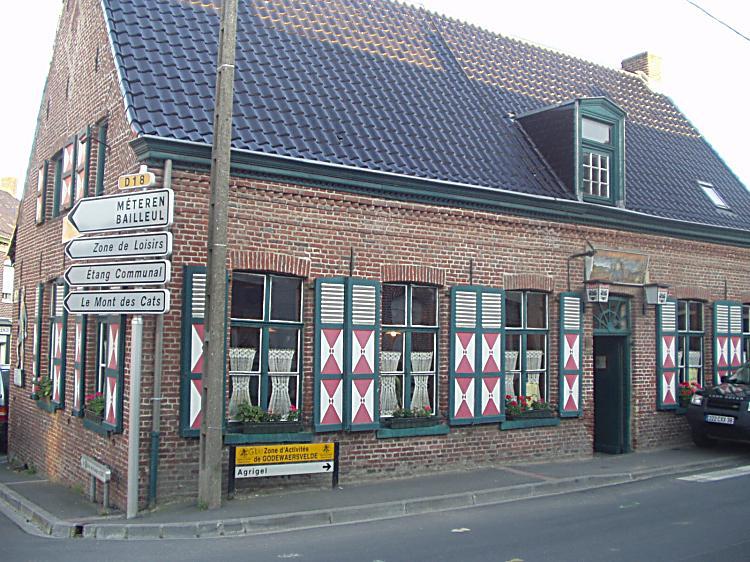 Estaminets Flamands   Le Blauwershof   Le Repaire Des